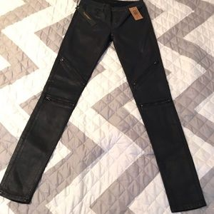 Black Cult of Individuality Jeans